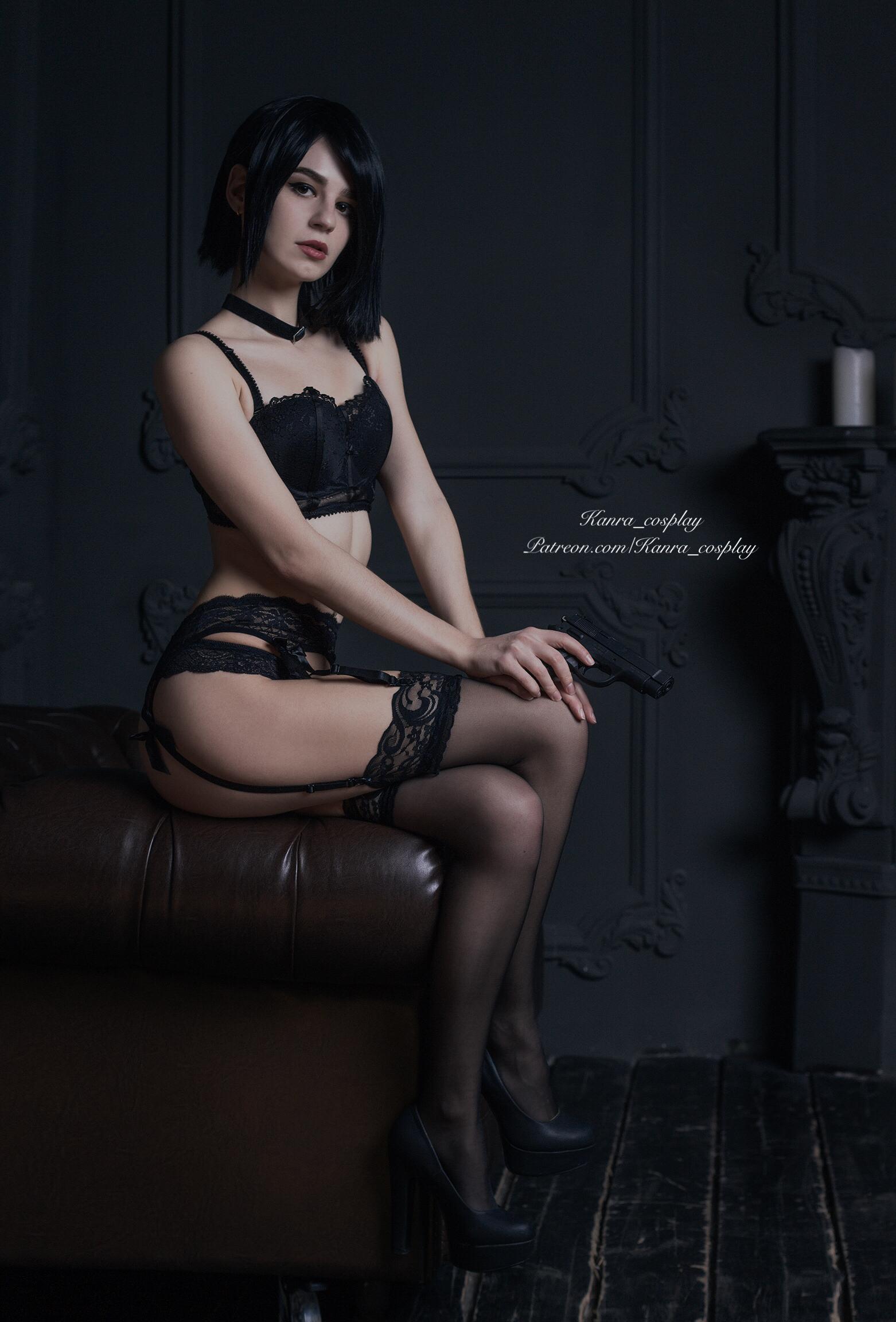 Kanra_cosplay As Ada Wong