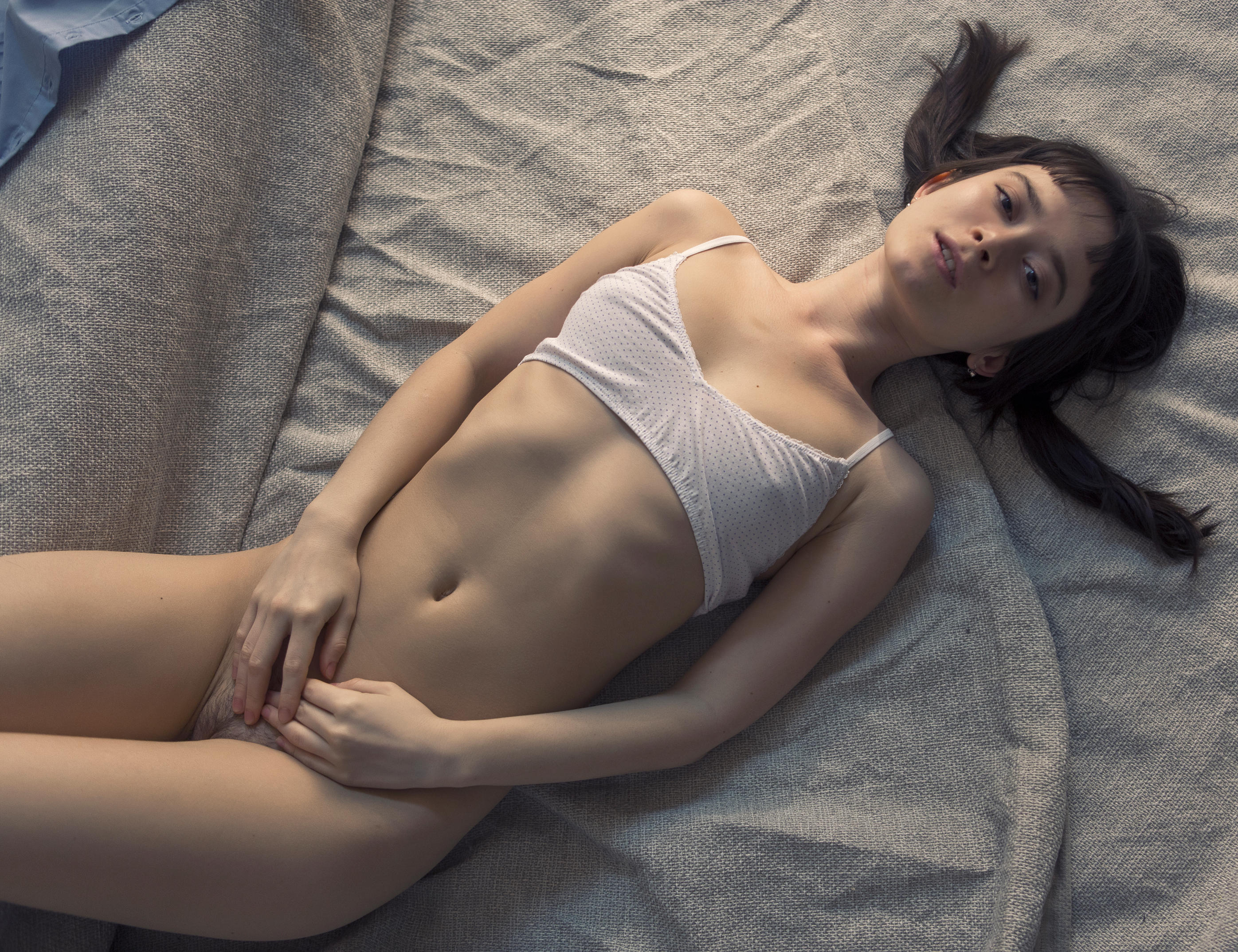 Polina Knyazeva By Pavel Kiselev