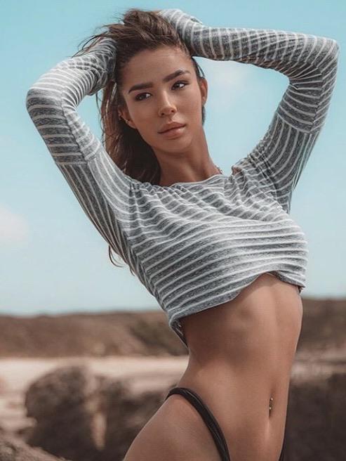 Ukrainian Israeli Emily Gomberg
