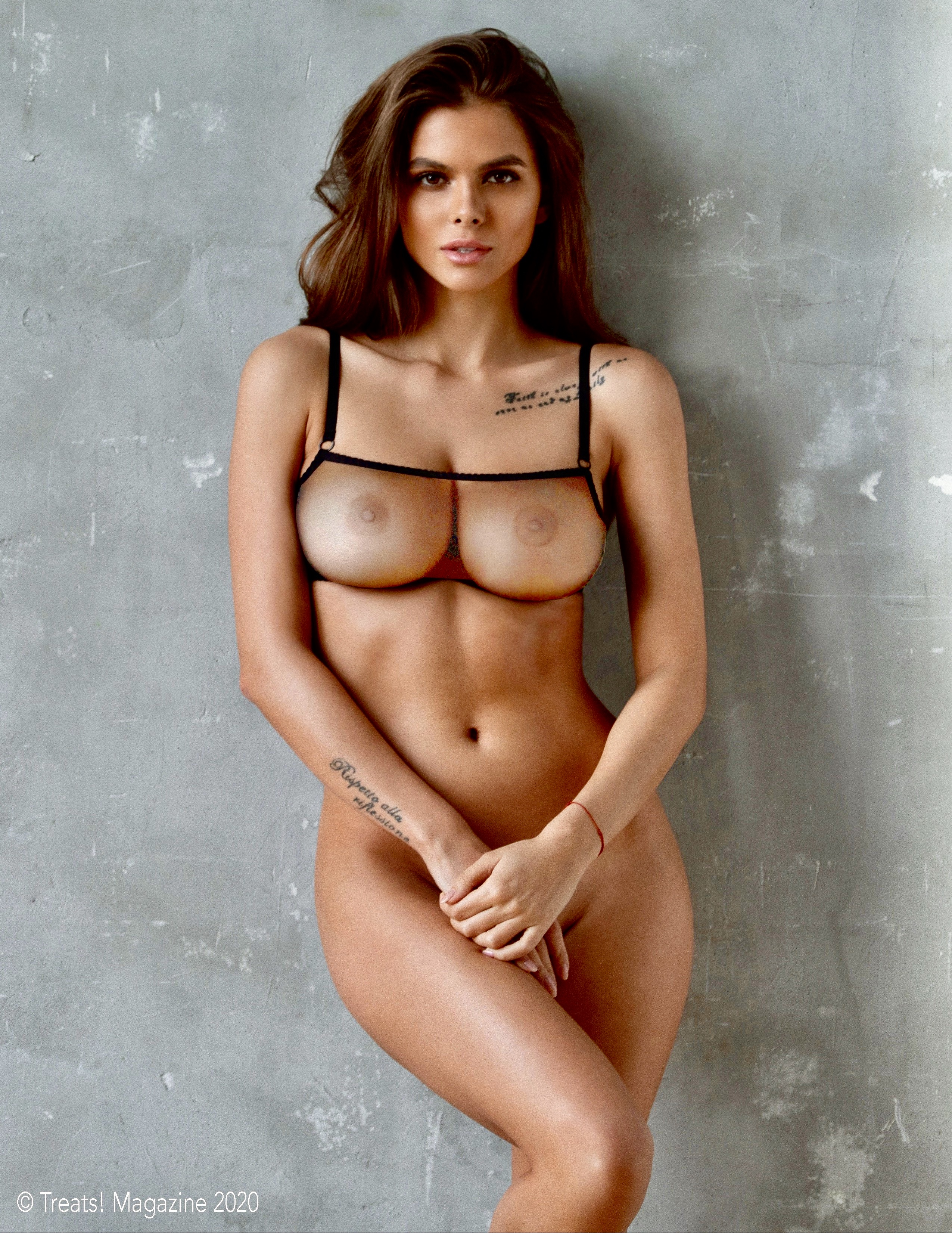 Viki Odintcova, As Close As Well Get