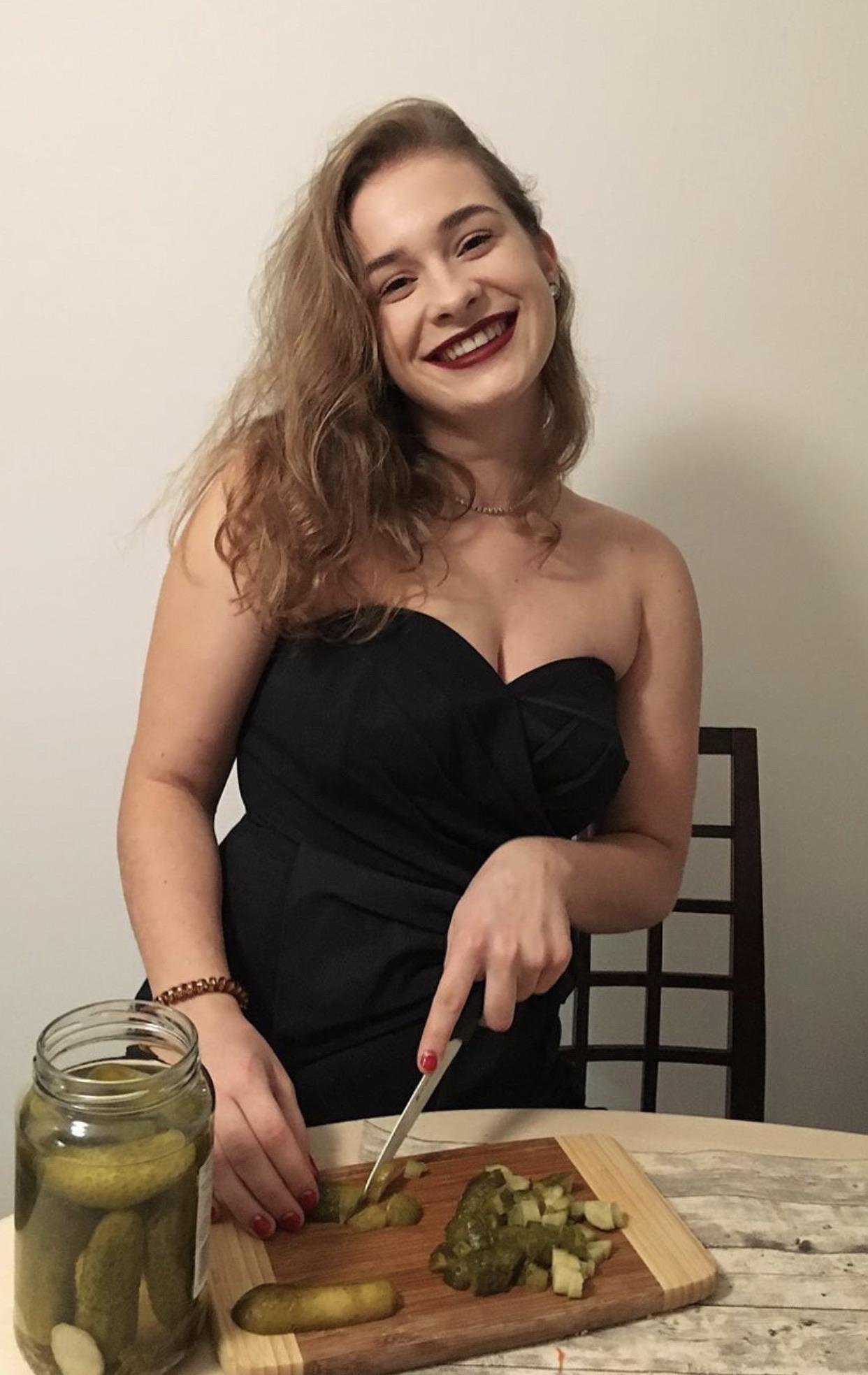 Sasha Sivoded, Beautiful Girl 😍