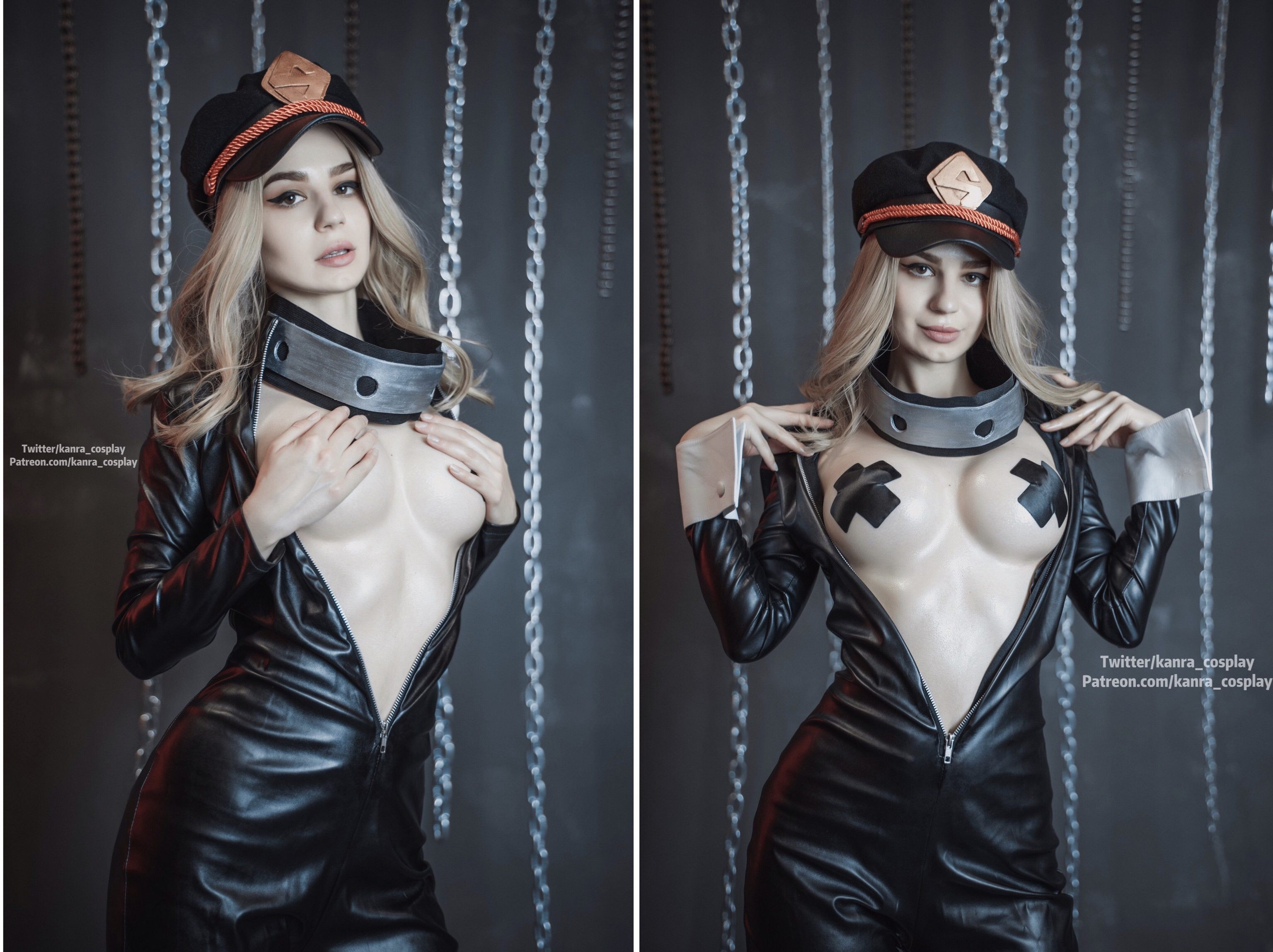 With Hands Or Without?! Camie By Kanra_cosplay