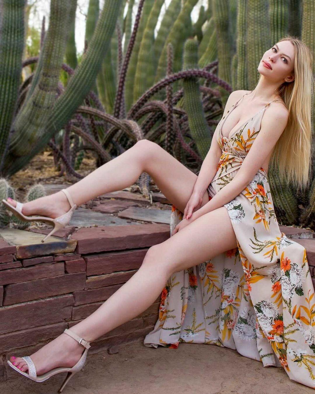 You Like The Sun Dress?