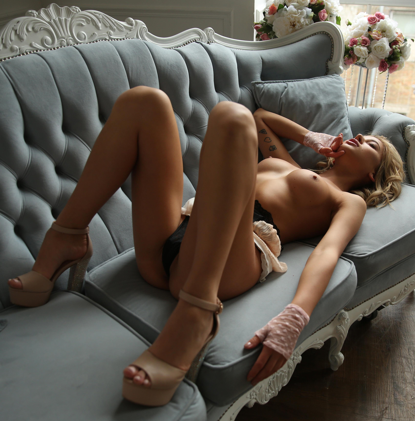 Lying On The Couch