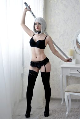 Boudoir 2B – By Evenink Cosplay