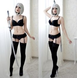 Boudoir 2B By Evenink Cosplay
