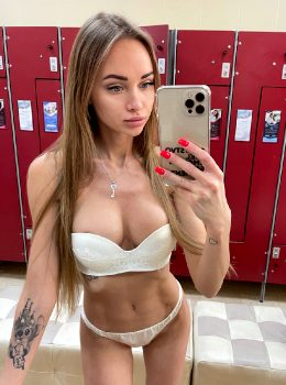 Fit Russian Girl