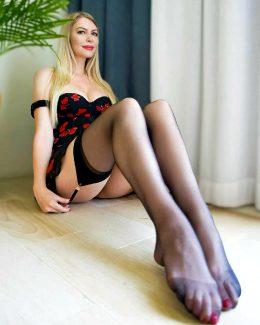 Like My Nylon Feet?
