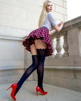 Like The Stockings?