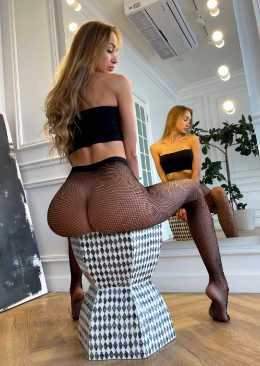 Perfect Ass In Pantyhose