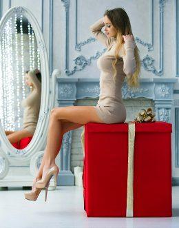 Russian Petite In High Heels