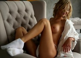 Sexy Russian Blonde