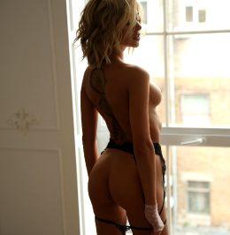 Showing Off Her Beautiful Ass