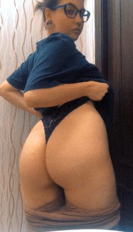 Tell Me Honestly, Do You Like My Ass?