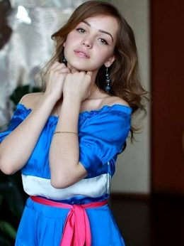 Vasilina Yuskovets, Russian Actress